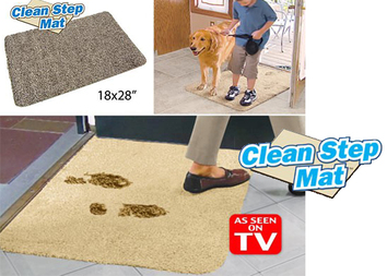 שטיח הקסם Clean Step Mat
