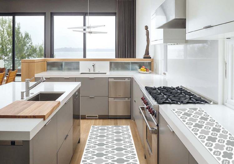 שטיח PVC למטבח בגודל 60X120