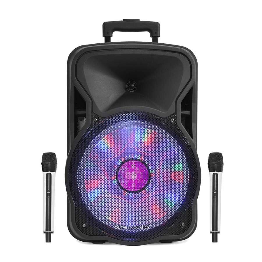 בידורית קריוקי Pure Acoustics LX-500