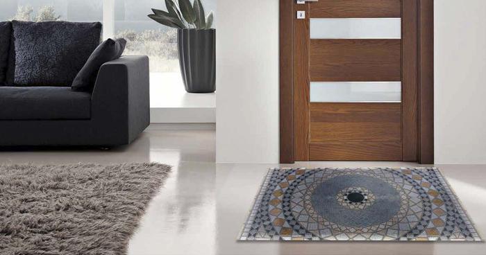 שטיחוני סף 3D בעיצובים משגעים בגודל 45X75