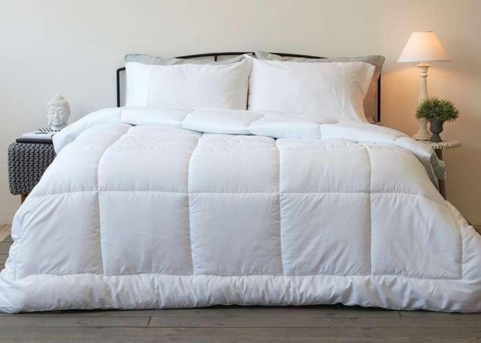 שמיכת חורף הולופייבר למיטת יחיד או למיטה זוגית החל מ-99 ₪