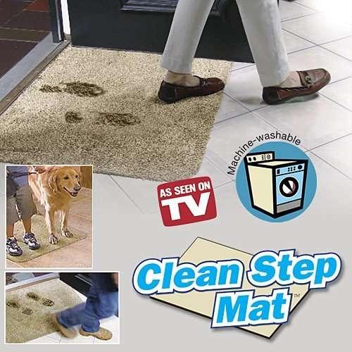 שטיח הקסם - שמים סוף ללכלוך וסימני הדריכה בכניסה לבית - משלוח חינם