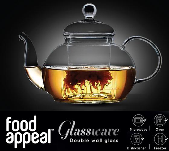 קומקום תה מעוצב 1,500 מ