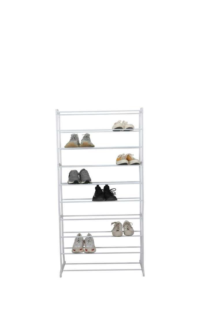 ארגונית 10 שלבים לאחסון נעליים - משלוח חינם
